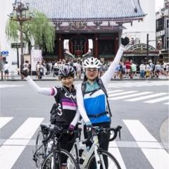 自転車で東京下町めぐり♡築地〜浅草〜東京スカイツリーまで!穴場グルメ&フォトスポットをご紹介♪ #ツール・ド・東北【#モアチャレ さえ】