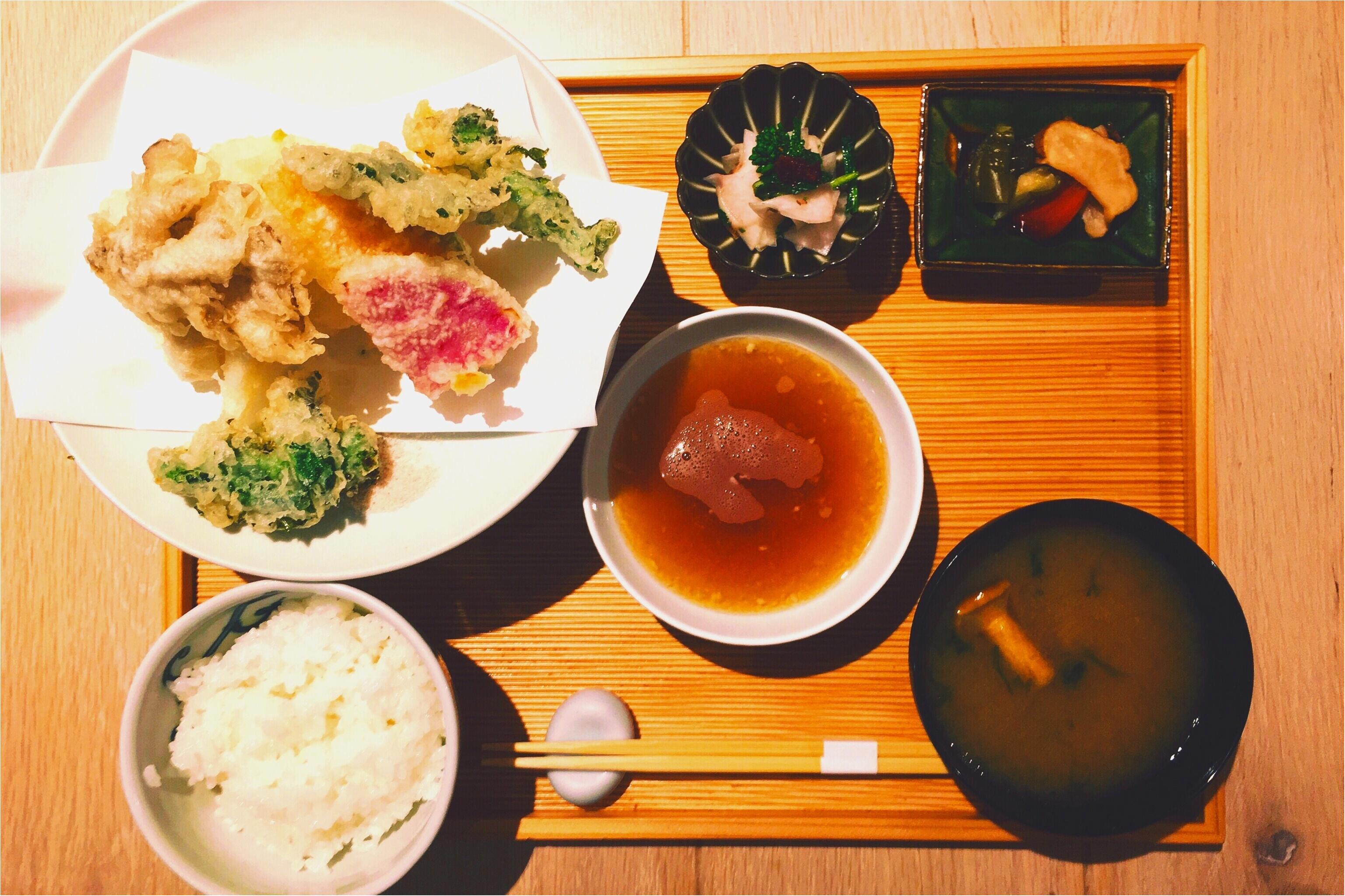 お米がこんなにも美味しい!銀座おすすめ和食処!からだが元気になる丁寧なお食事(*´︶`*)♡_1