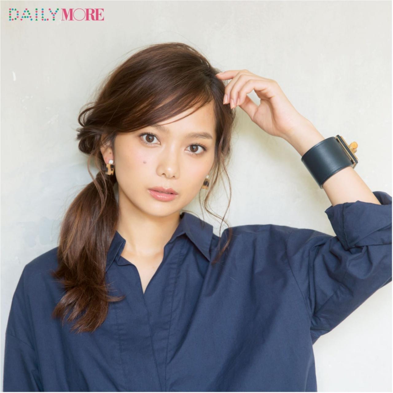 モアビューティズの『神ヘアアレンジ』まとめ♡_1_5