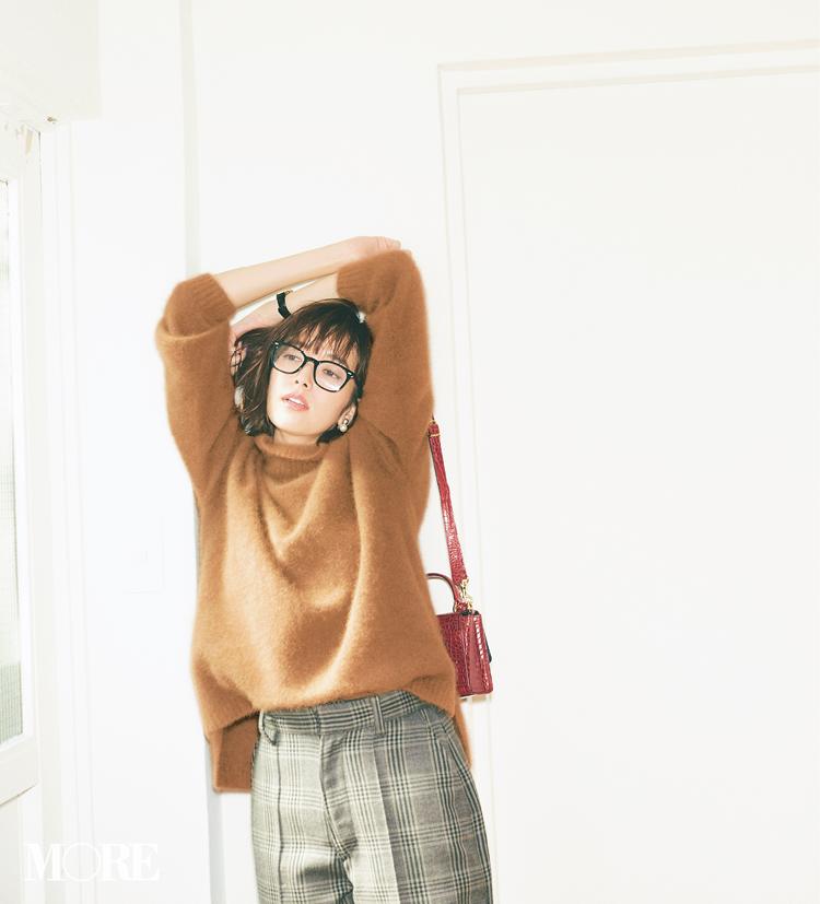 合わせやすくて万能なおしゃれ見えカラー【冬のブラウン】まとめ | ファッション(2018年冬編)_1_22