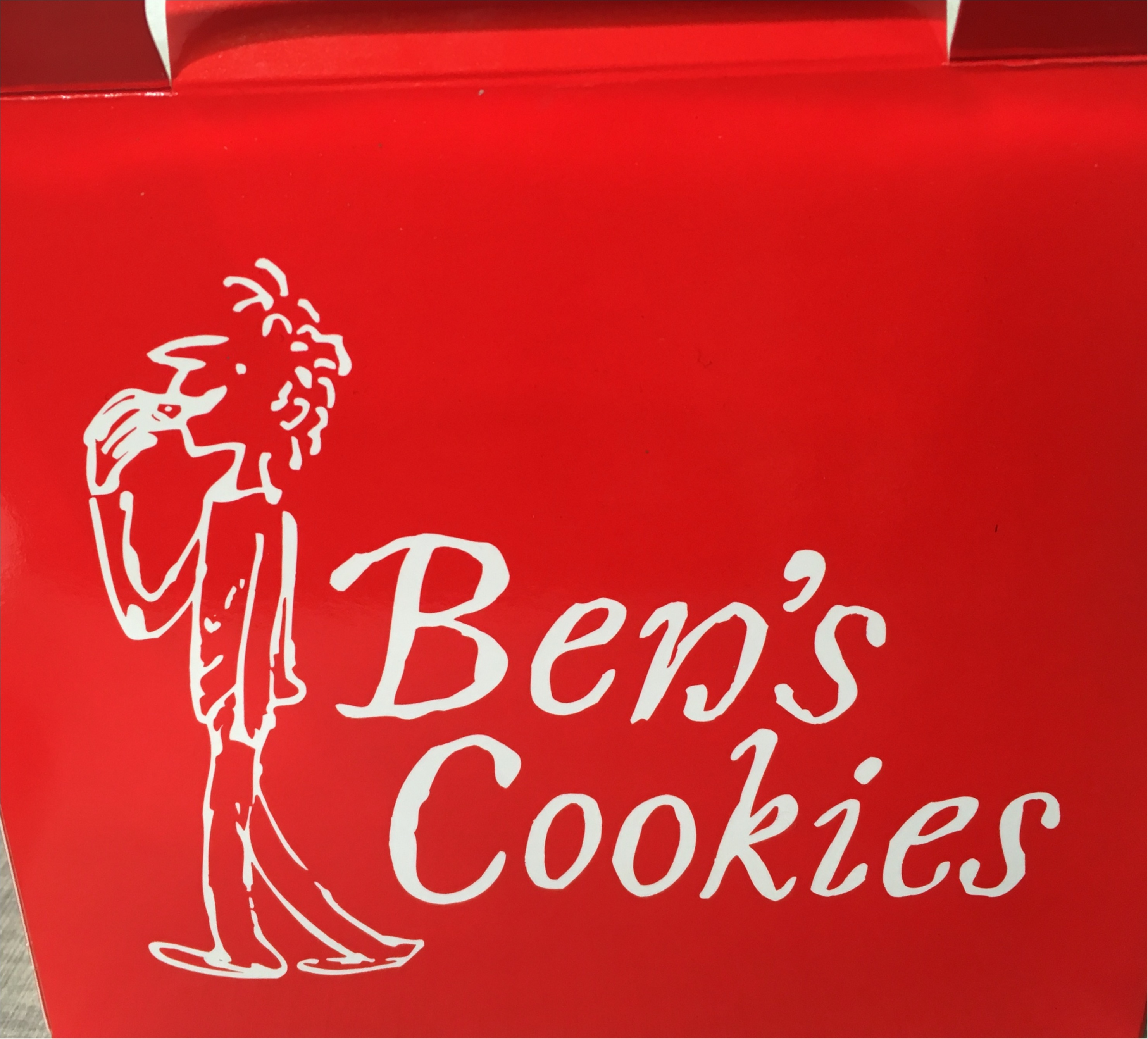イギリス発人気クッキー専門店、Ben's cookiesたべてみました♡_1