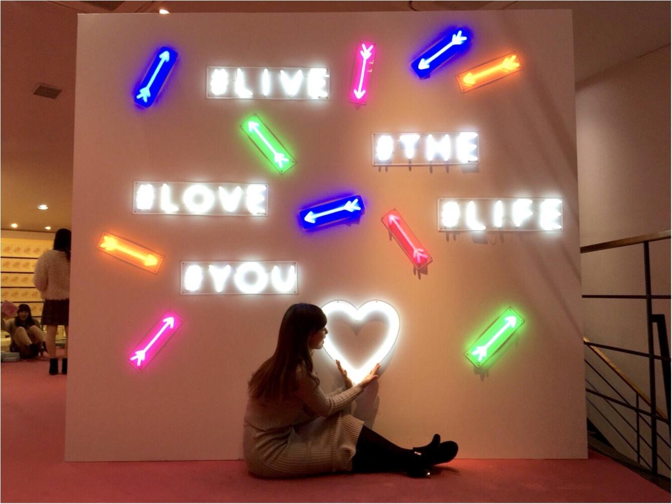 カメラ女子必見! あの、フォトジェニック・アート展『VINYL MUSEUM(ビニール・ミュージアム)』が、さらに可愛くなって帰ってきた!!_1_3