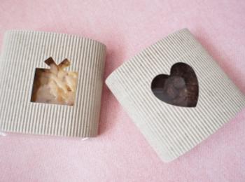 《1個¥190から買える❤️》友チョコ・義理チョコに最適☝︎❤︎【無印良品】の焼菓子がコスパ◎です!