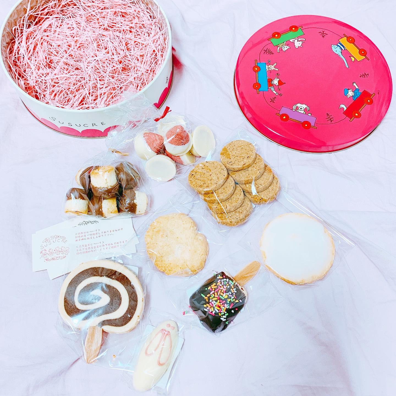 今話題のクッキー缶【東京】やきがしやSUSUCRE-シュシュクル- 保存料不使用【お土産・おもたせ】_3