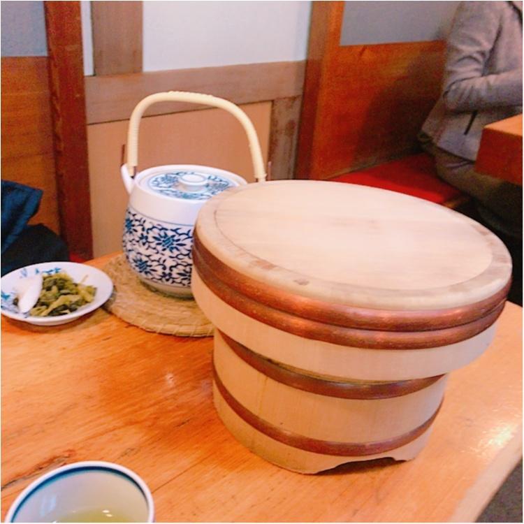 【ご当地MORE福岡グルメ】福岡で有名な鯛茶漬けを食べに行ってみた♥_3