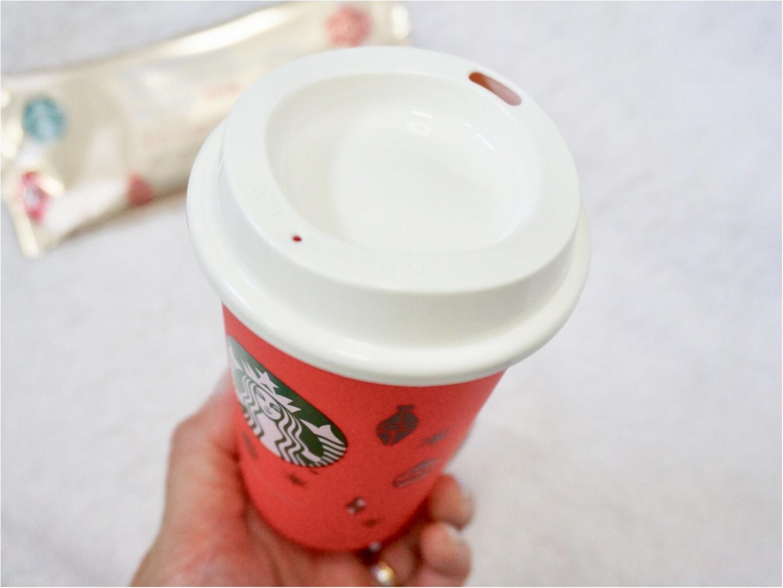 大人気アイテム!【スタバ】リユーザブルカップのクリスマス限定デザインが可愛すぎる❤️_3