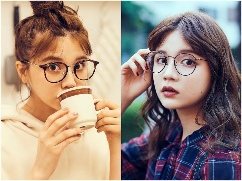 """村田倫子ら3人の人気モデルがメガネをプロデュース! 『Zoff』に""""いつでも、まいにち""""使いたくなるデザイン勢揃い♬_3"""