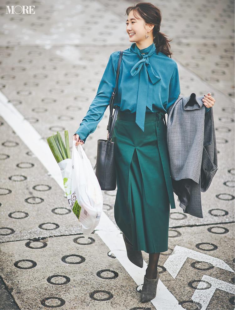 【2020】冬のオフィスカジュアル特集 - ユニクロなど20代女性におすすめの人気ブランドの最新コーデまとめ_61
