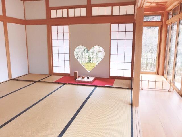 【ご当地MORE❤︎京都】インスタ映え!話題のハート型窓が撮れる⦅正寿院⦆へ♡_4