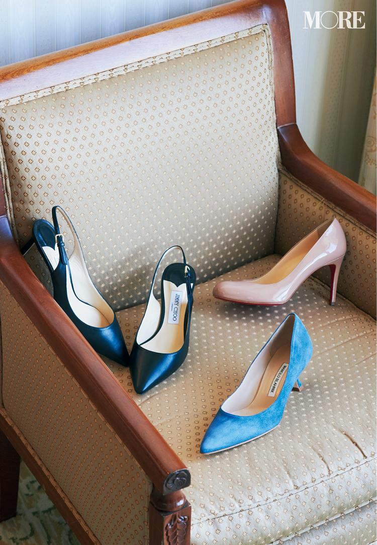 ルブタンのヒール、グッチのローファー♡ 憧れブランドの靴を買うなら今がいい!_1