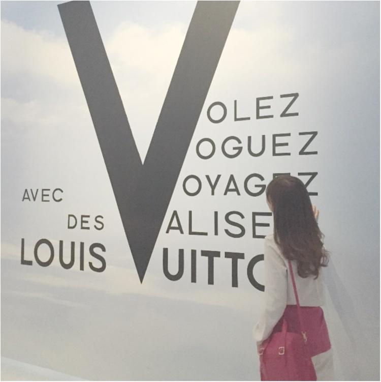 【Fashion】旅するルイ・ヴィトンに行ってきました!_20