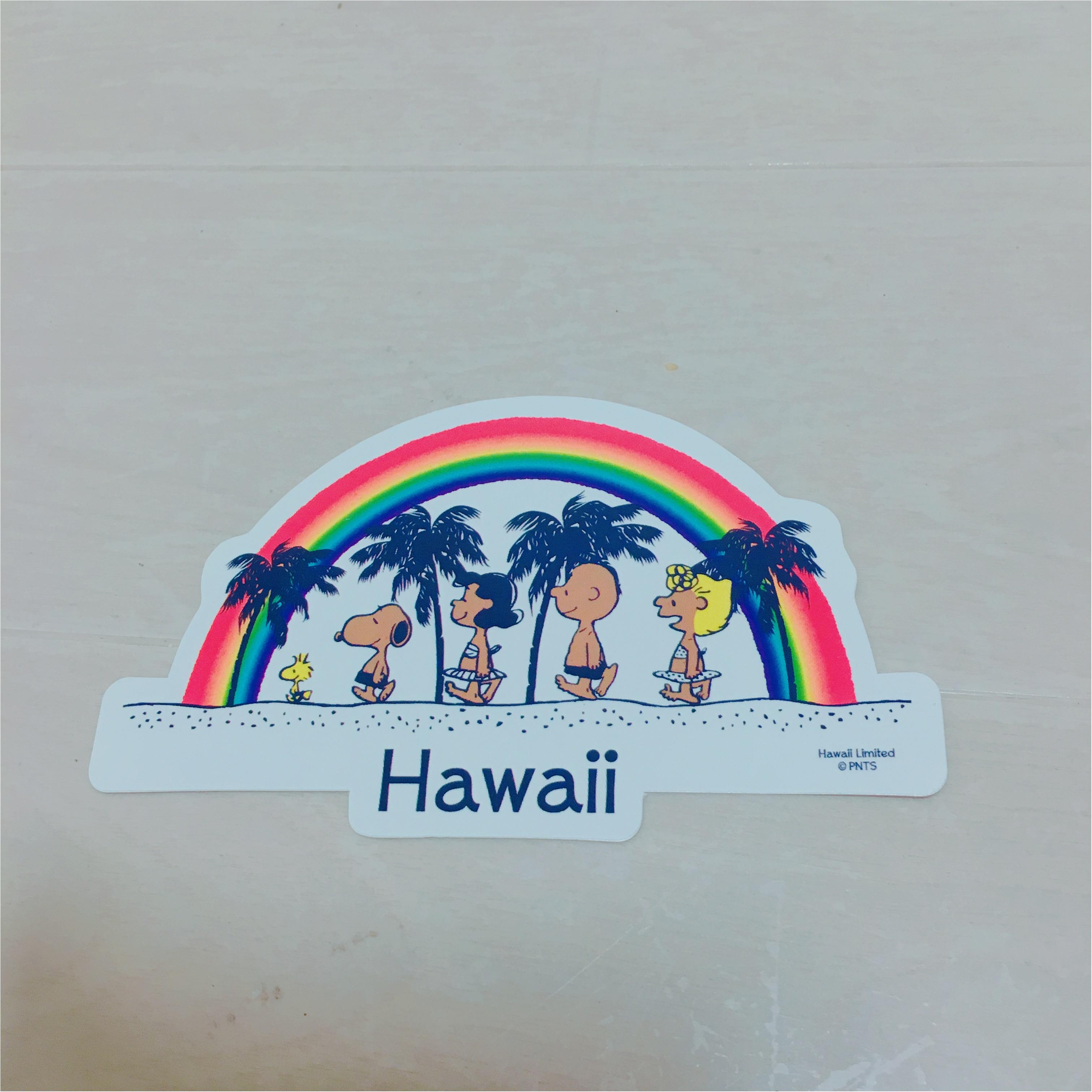 《スヌーピーまで日焼けしちゃった♡》ハワイ限定スヌーピーと日本でゲットする方法♡_7