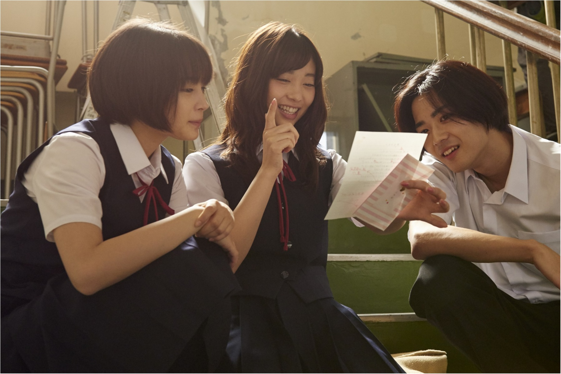 【6回泣いた!】 ガチのマンガ『先生!』ファンが映画『先生! 、、、好きになってもいいですか?』を観てみた♡【ハンカチ必須!】_3_1