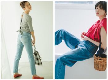 夏のデニムコーデ特集 - 20代におすすめのブランドやコーディネートは?