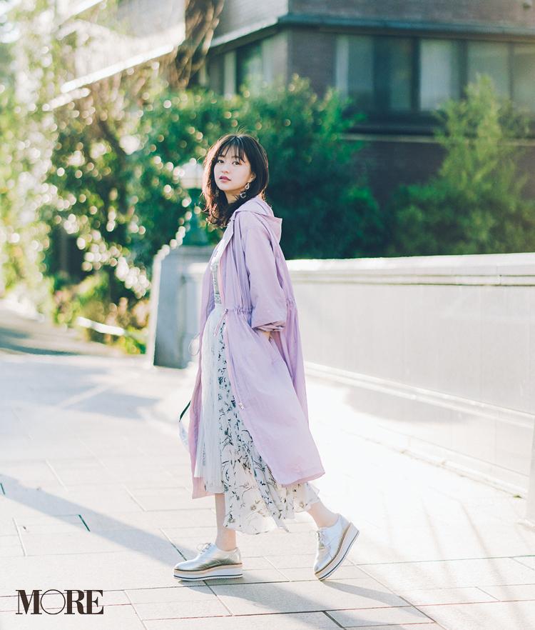 花柄コーデ特集 | 2019年春 | 20代後半レディース向け_7