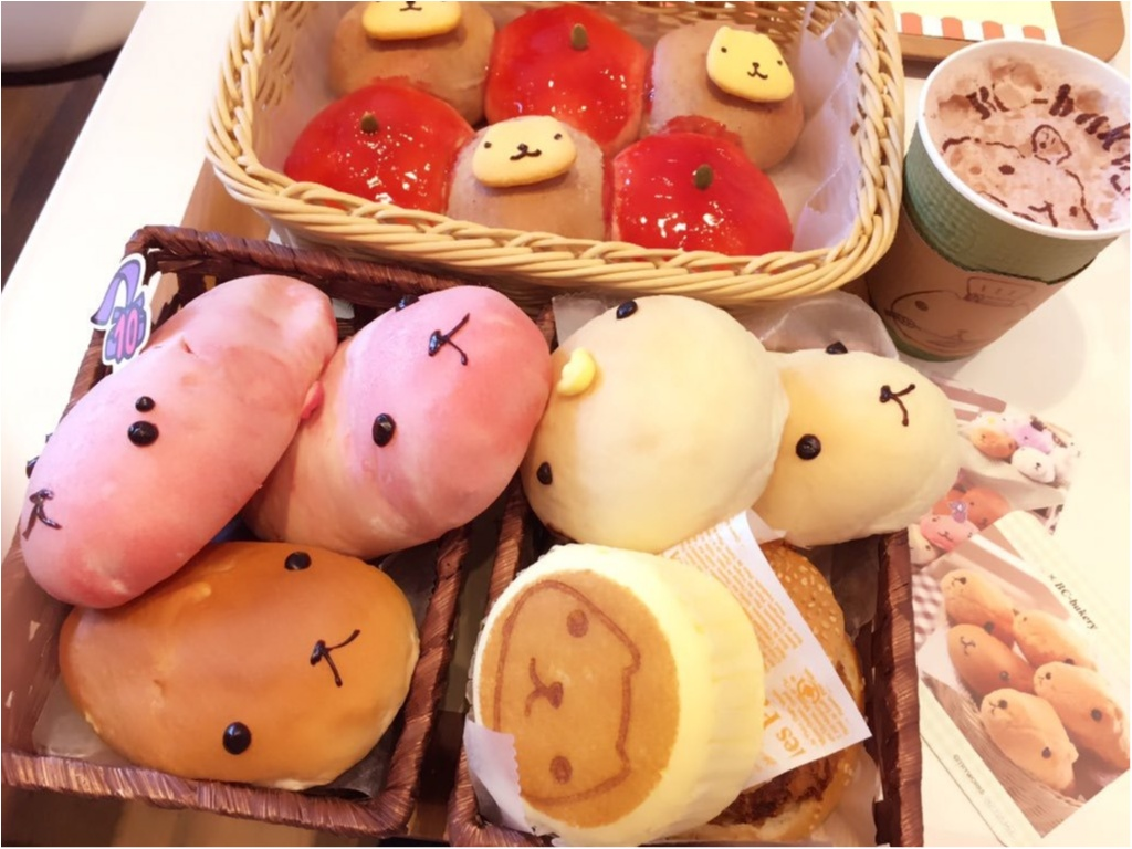 BC-bakery♡カピバラさんパン屋さん_2