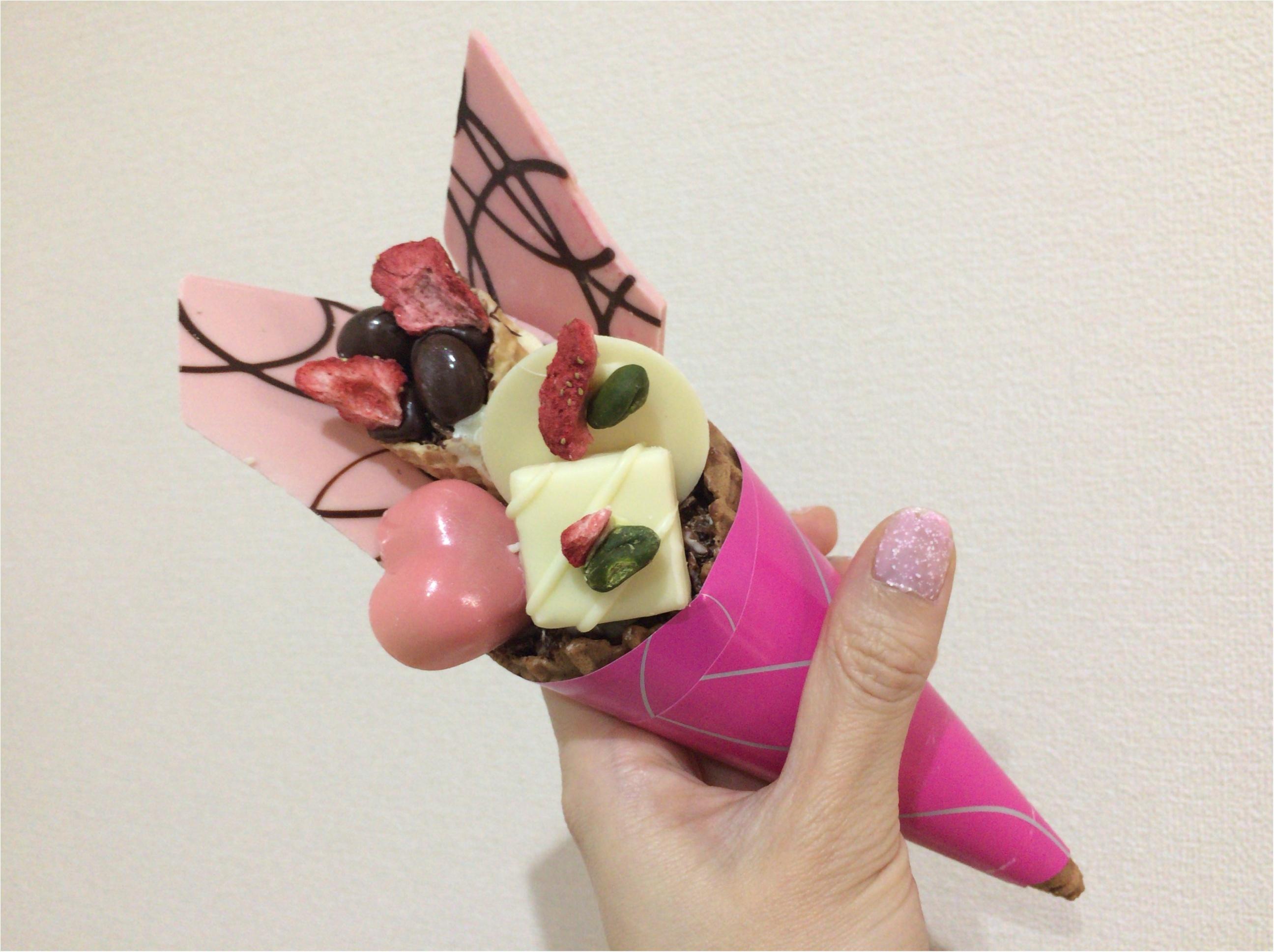 来年の参考に!私が食べた《可愛い・美味しい・フォトジェニック》なValentineチョコ3選♡_8