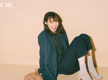 目指すは部長!? 【おっさんずジャケット】が20代女子をもっと乙女に、おしゃれに見せる♡ Photo Gallery