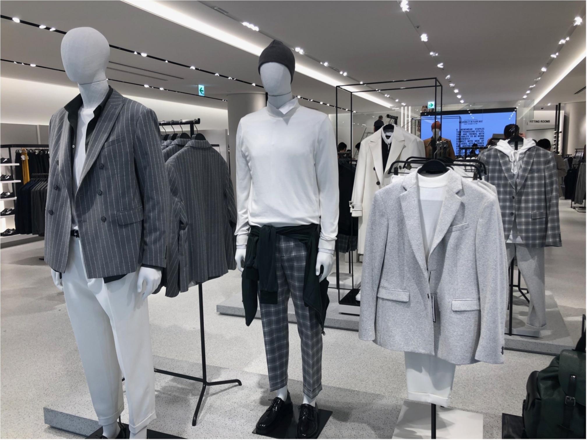 『ZARA 六本木店』リニューアルオープンで見つけたアイテム 記事Photo Gallery_1_24