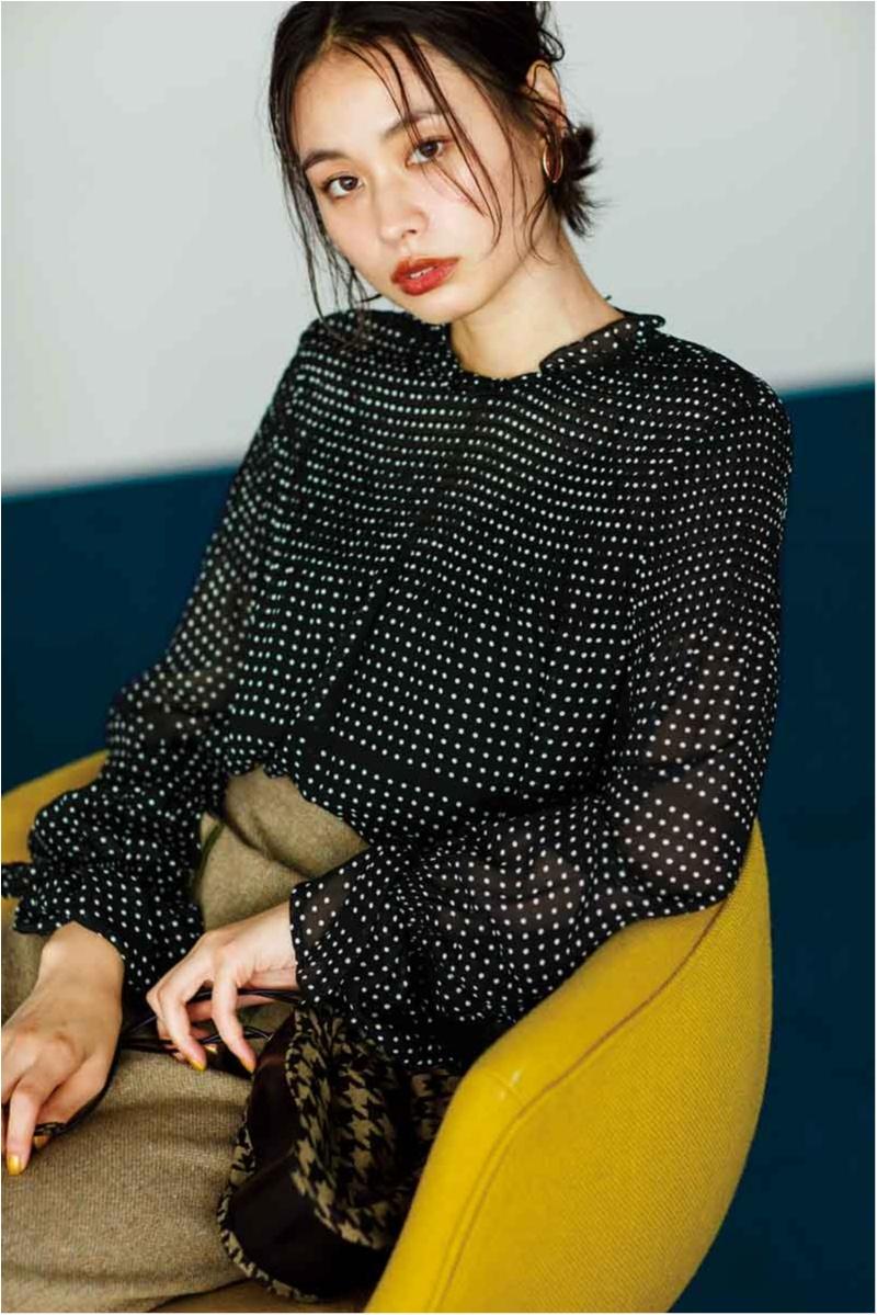 スタイリスト&プレスが今気になる秋服は? 答:後姿もきれいで、誰からも「好かれる」服!_1_3