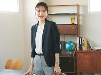 社会人になるあなたへ。M O R E と1 0 0 人の先輩O L で考えた 「初めてのお仕事服」とは?【START UP MORE!】
