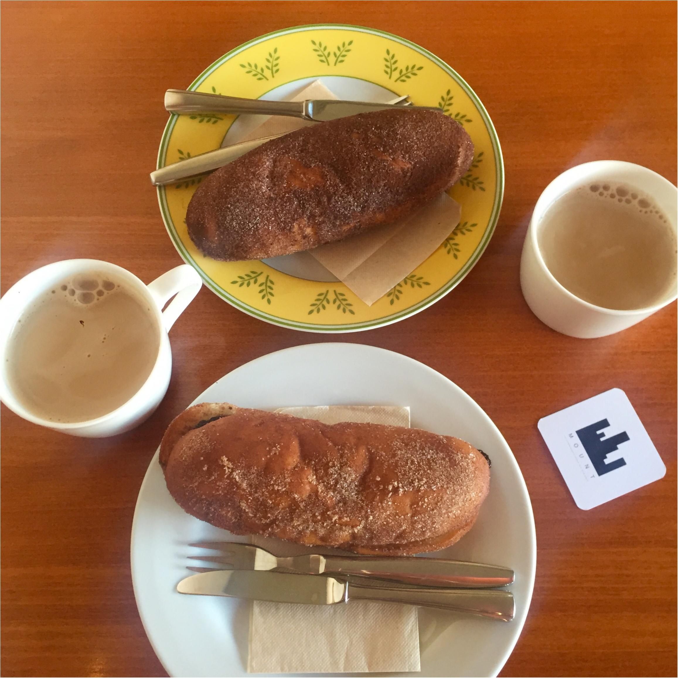 ニューオープン!揚げパンが目印◎北浜のカフェ、MOUNTでおしゃれ女子会♡_3