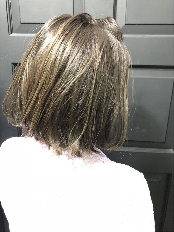 さらに髪を切りました✂︎青山の美容師さんイチオシの今夏トレンドカラー♡_3