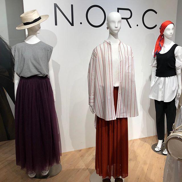 注目の最旬プチプラブランド『N.O.R.C』をご紹介【 #副編Yの展示会レポート 】_1