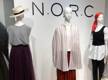 注目の最旬プチプラブランド『N.O.R.C』をご紹介【 #副編Yの展示会レポート 】