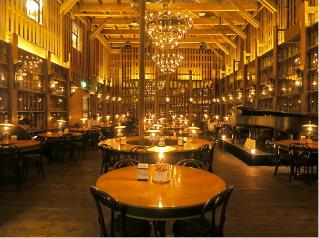 幻想的で美しい♡167個のランプが灯る喫茶店 『 北一ホール 』の世界にうっとり♡♡_4