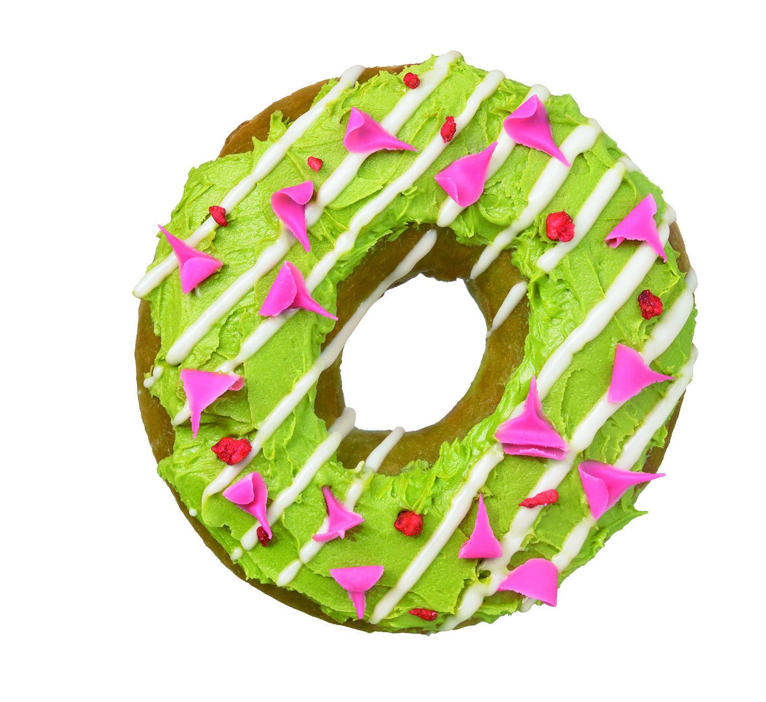 『クリスピー・クリーム・ドーナツ』の新作は、お茶×フルーツ&ナッツが新鮮な「和茶ドーナツ」♡ _3