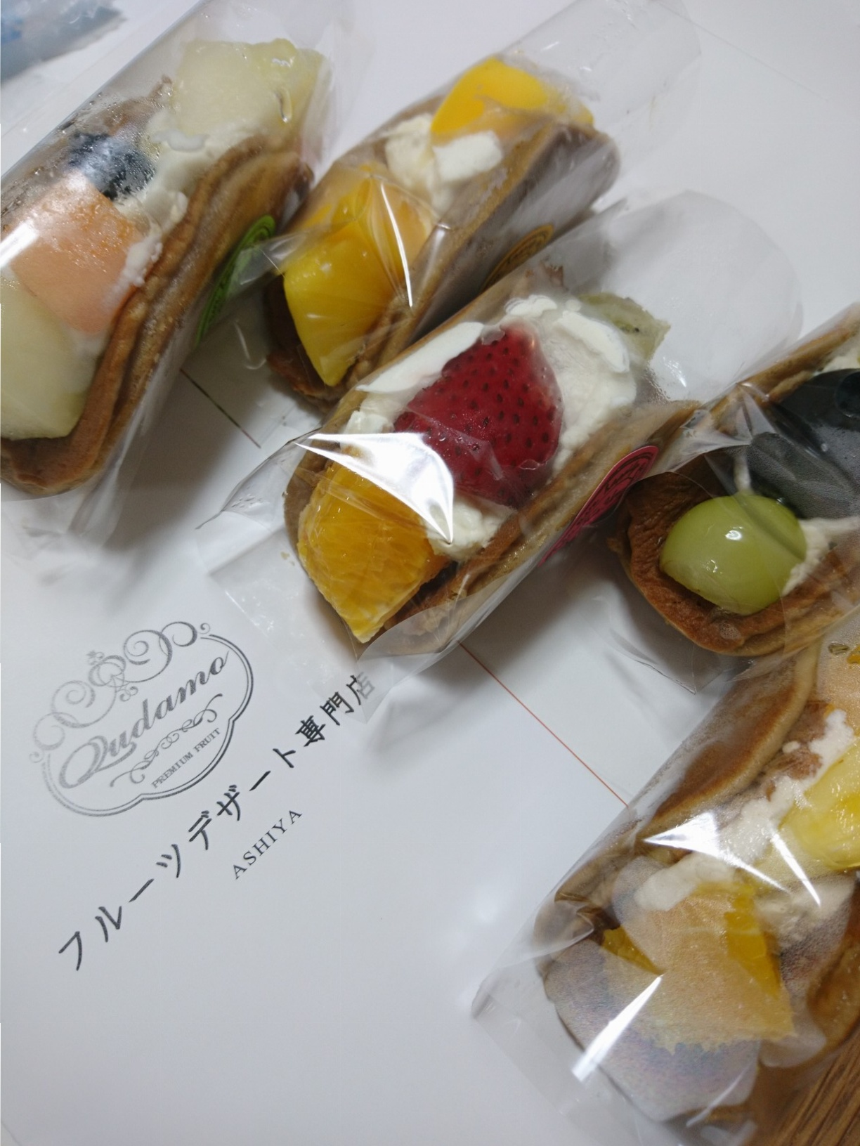 ≪関西・兵庫県≫手土産に喜ばれる フルーツデザート専門店のフルーツどら焼き♡_3