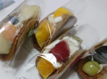 ≪関西・兵庫県≫手土産に喜ばれる フルーツデザート専門店のフルーツどら焼き♡