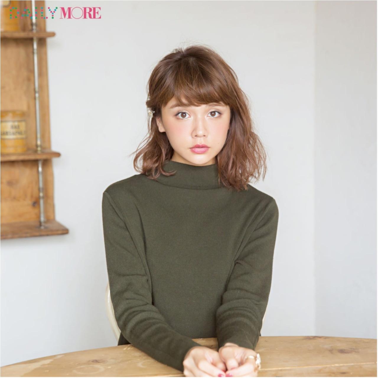モアビューティズの『神ヘアアレンジ』まとめ♡_1_4