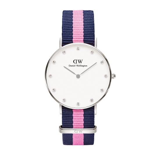 【応募終了】Twitter「#モアチャレ宣言」100ツイート達成で『ダニエル・ウェリントン』の腕時計をプレゼント♡【聞かせて!チャレンジ応援グッズ プレゼントキャンペーンvol.10】__1