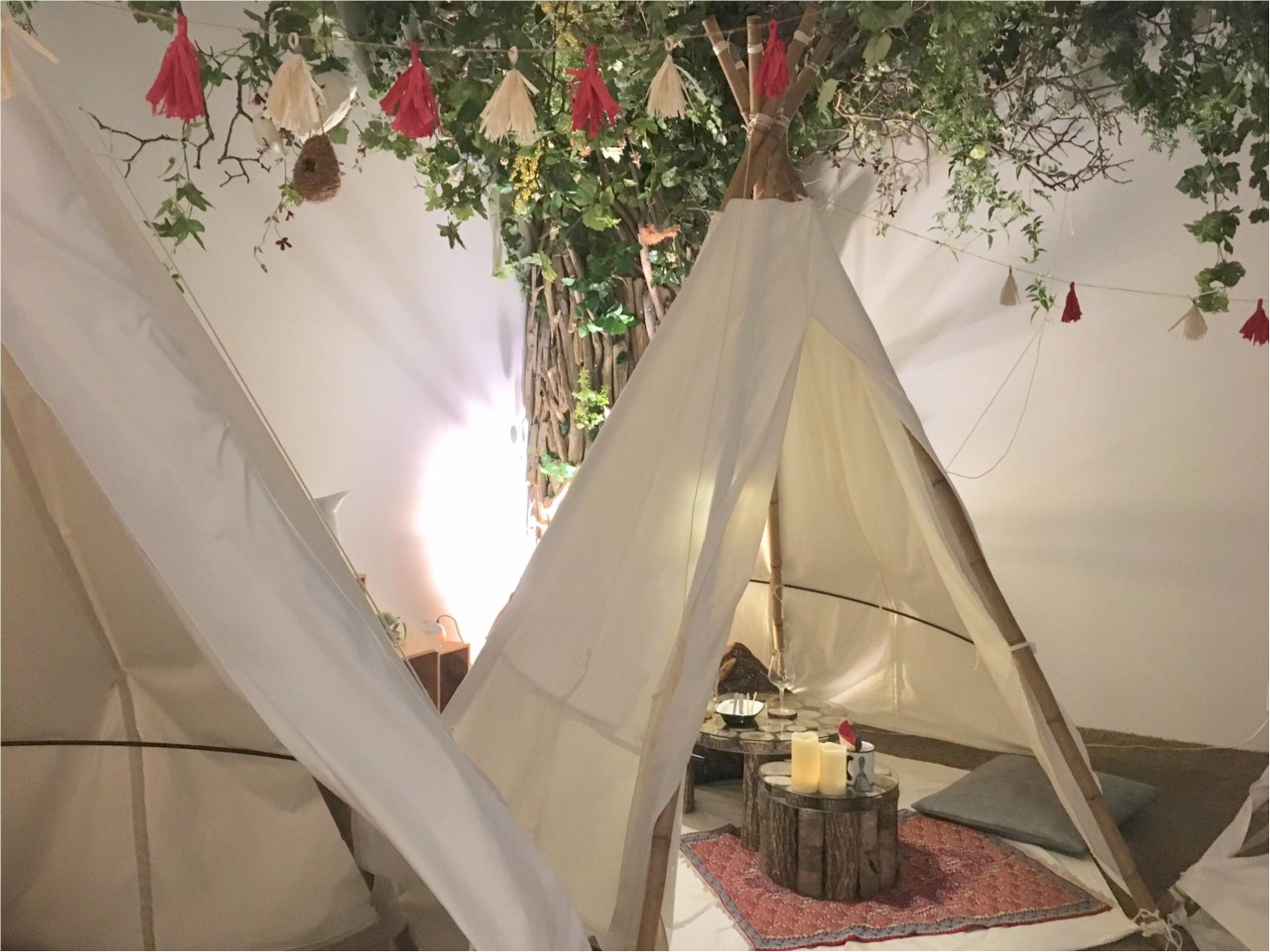 グランピング風カフェが素敵すぎ!武蔵小杉!_1