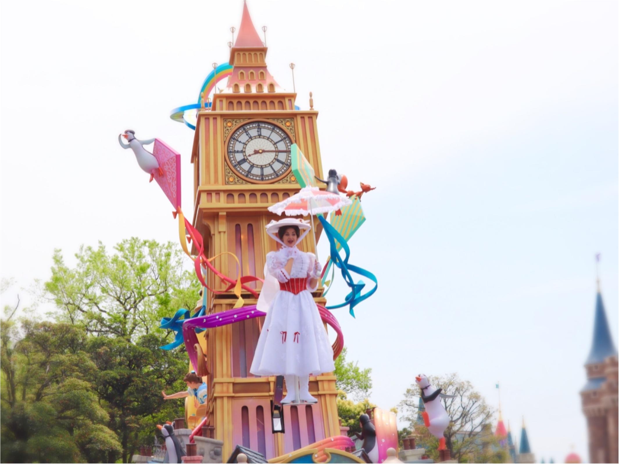 ▷【東京ディズニーランド35周年】Newパレード「ドリーミング・アップ!」がとにかく凄い!!_23