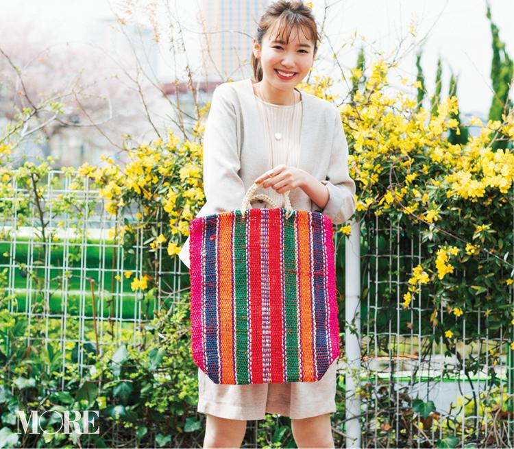 夏のトレンドバッグ特集《2019年版》- PVCバッグやかごバッグなど夏に人気のバッグまとめ_29