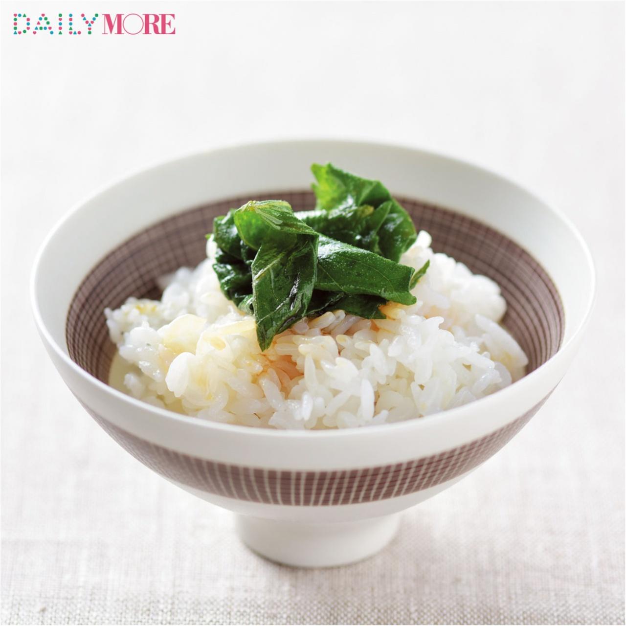 ふりかけや缶づめでぱぱっと大変身♡ 大のお米好きが教える「BEST OF ごはんのお供」まぜまぜ系3選_1