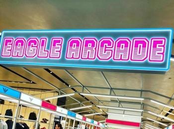 『EMPORIO ARMANI 青山店』がゲームセンターに変身⁉︎