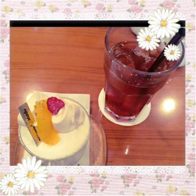同期と過ごす休日…!おしゃれなお店でガレットランチ♡美味しいケーキも食べて幸せday!_6