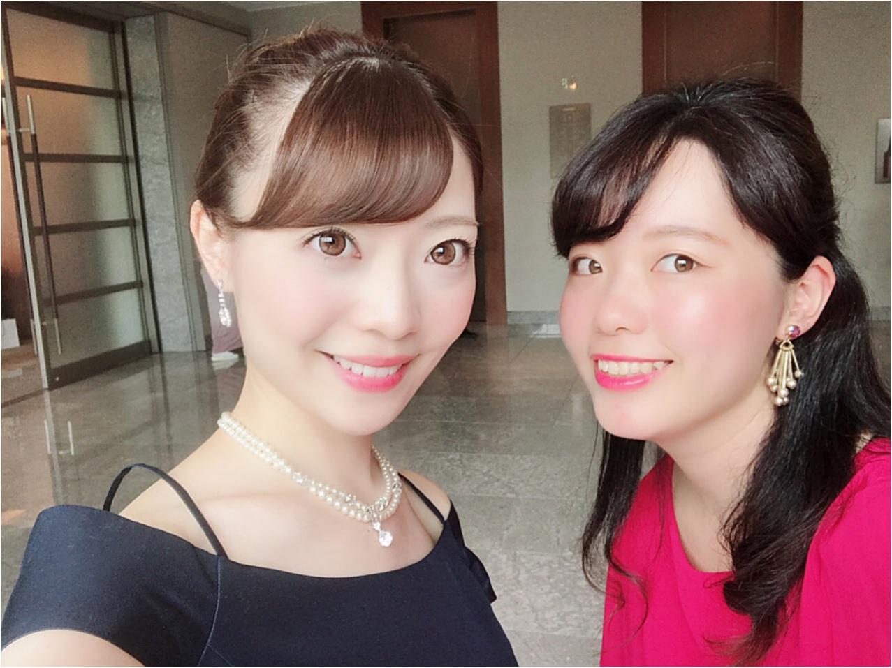 【Happy wedding❤︎】モアハピ部同期の結婚式にみんなで参加してきました!!挙式から二次会まで写真たっぷりでレポートします♡_9
