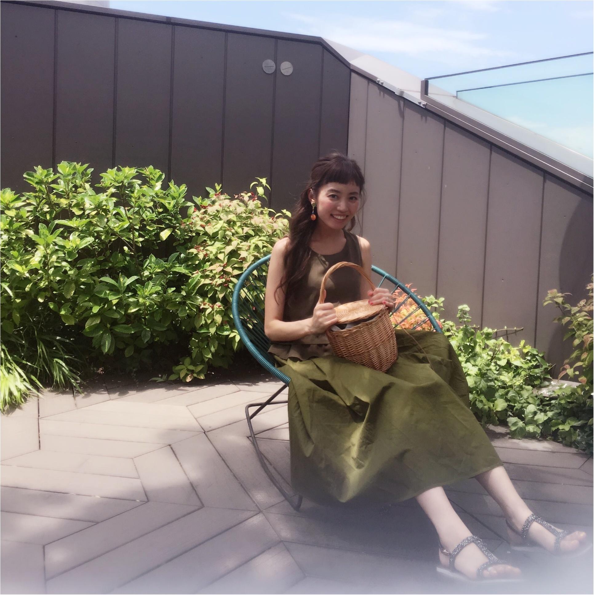 夏休み☆眺めのいい場所でオシャレランチはいかがですか?_6