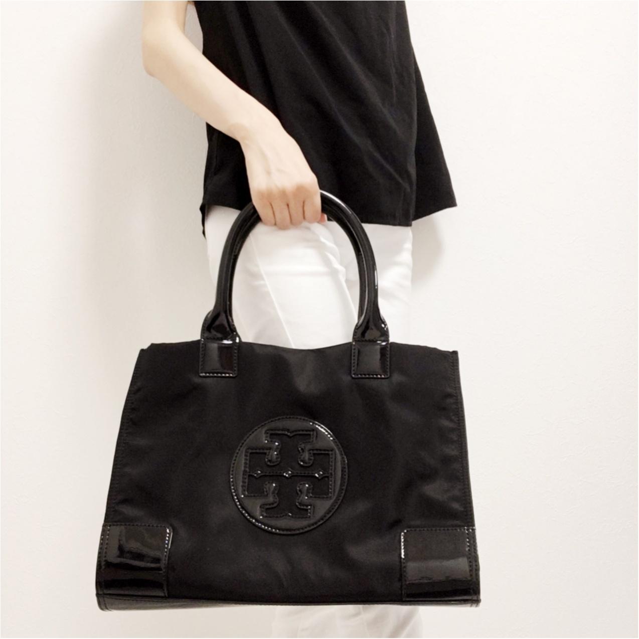 お仕事バッグ♡ シンプルでかわいいバッグ買っちゃいました ♡_5