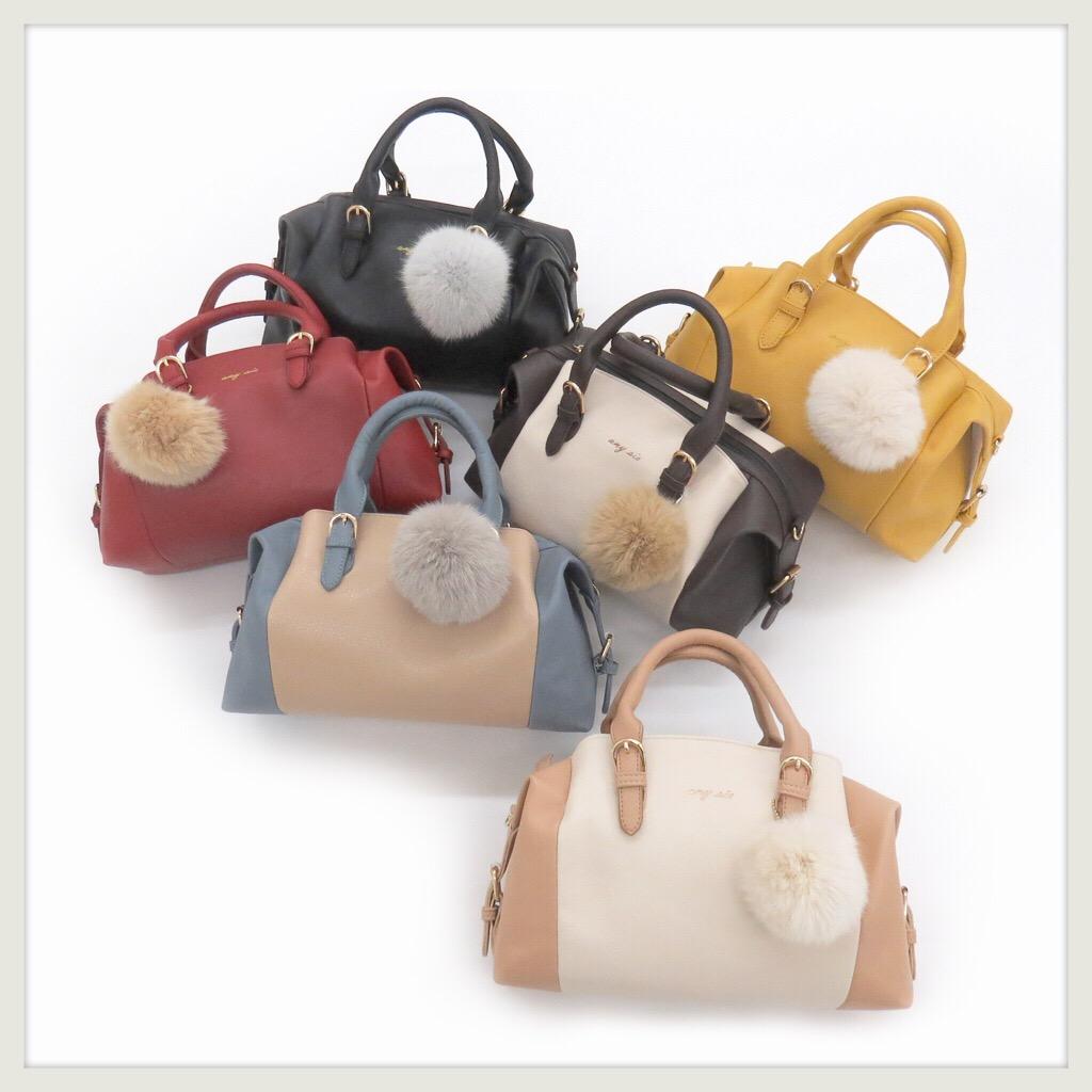 any SiSがカスタマイズバッグキャンペーンを実施! ハンドルを好きなカラーにチェンジ☆_1