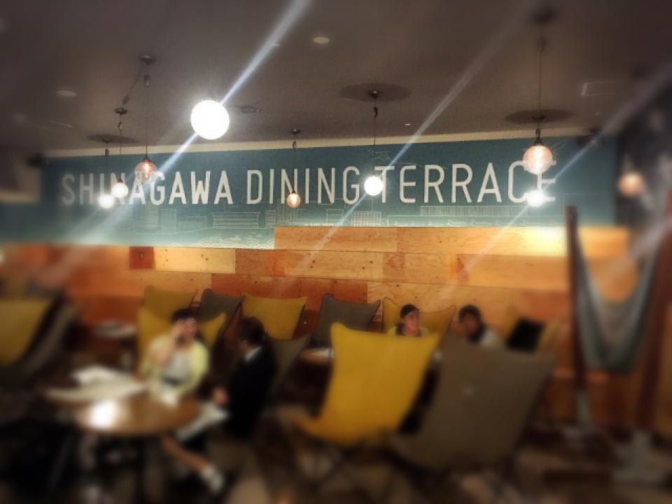デートでも♡女子会でも行きたい!【SHINAGAWA DINING TERRACE】_3