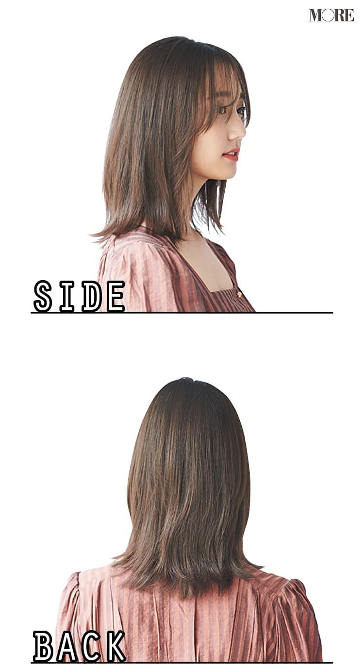 《2019年版》服装に合う髪型まとめ - ニットやワンピースなどファッションに合わせるヘアスタイル&簡単ヘアアレンジ方法_33