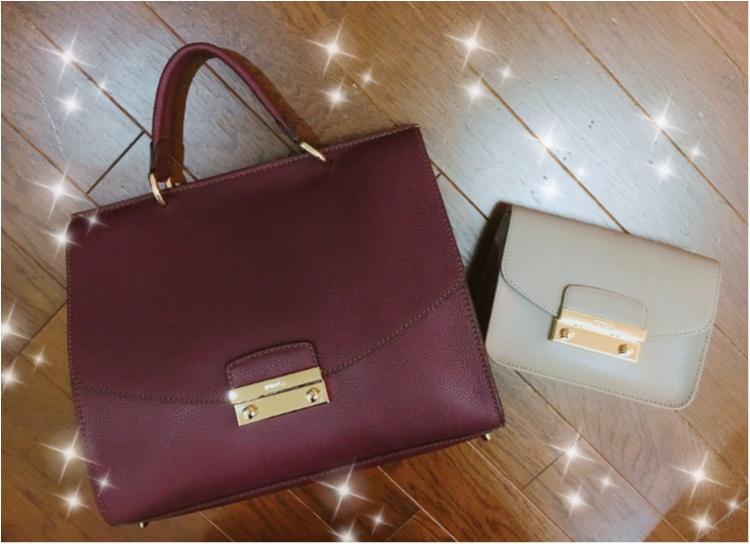 【FURLA】新しい年は新しいバッグで始めましょ♡新年の通勤バッグは「FURLA」で決まり!!_3