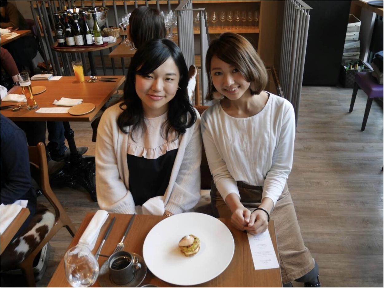 休日のちょっと贅沢ランチは恵比寿にあるお肉の名店『HUGO DESNOYER(ユーゴ・デノワイエ)』へ!!_9