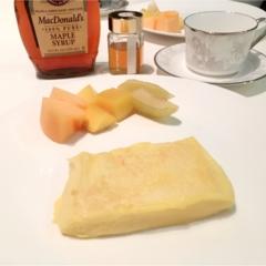 オークラのフレンチトーストが食べたい。